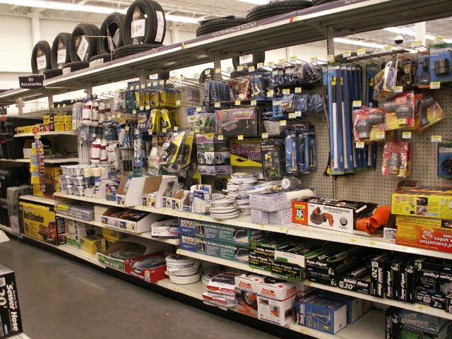 Automobile Accessories Store Business Insurance