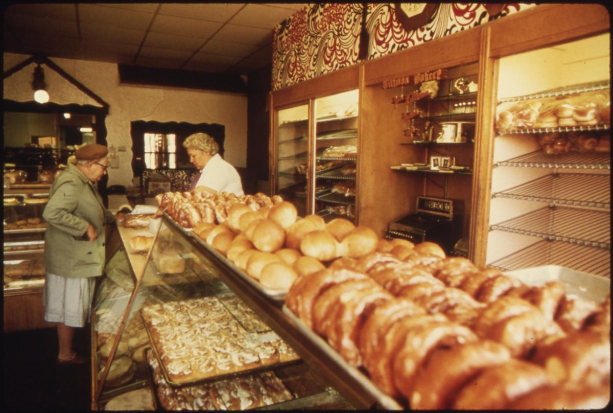 cost to open a bakery