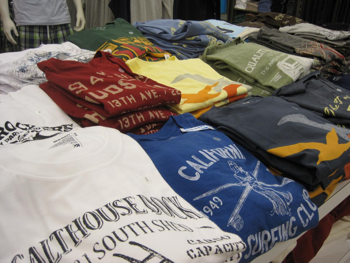 T-Shirt Store Business Insurance Average Cost